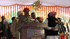 After a huge victory of Indian National Congress party in Punjab Assembly Election. Congress return to power again after a long time in Punjab. Today Captain Amrinder Singh take oath as 26th Chief Minister of Punjab.