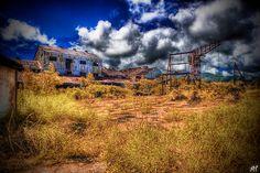Central Lafayette Sugar Refinery, Arroyo, Puerto Rico