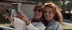 El Blog de GHNB: Thelma y Louise se tomaron el primer selfie