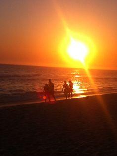 Sunset barr