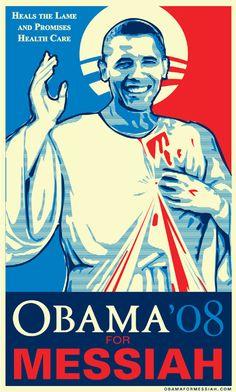 Bildergebnis für obama false messiah mages