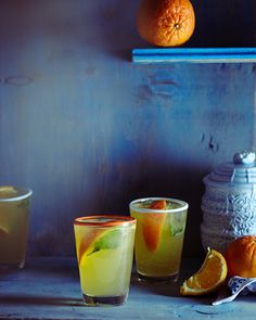 It's 5-O'Clock Somewhere: The Minted Marrakesh
