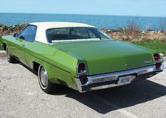 1972 Oldsmobile Delta 88 Holiday Coupe