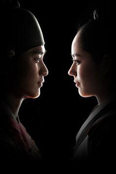 The Moon That Embraces the Sun 해를 품은 달 김수현 (Kim Soo Hyun) 한가인 (Han Ga In) such beautiful people