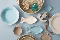 GIFTCOMPANY | Geschirrserie Boathouse Boathouse, Serving Bowls, Tableware, Kitchen, Gifts, Landscape Rake, Bowls, Cuisine, Dinnerware