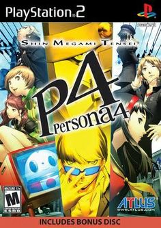 Persona 4: Reviewed by Player 1.