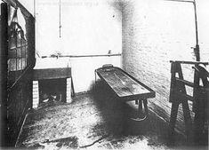 Camberwell Constance Road, mortuary interior c.1930.