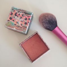 Remeber this! Benefit, Coralista!!  http://www.thepinktank.co.uk/2014/12/remeber-this-benefit-coralista.html