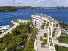 A stylish resort on the Croatia's Dalmatian Coast - includes breakfast, bike rental, a welcome drink and charming marina views from your room Marina City, Secret Escapes, Small Luxury Hotels, Super Yachts, Stone Houses, Natural Wonders, Old Town, Croatia, Trip Advisor