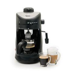 Jura-Capresso 4 Cup Espresso and Cappuccino Machine