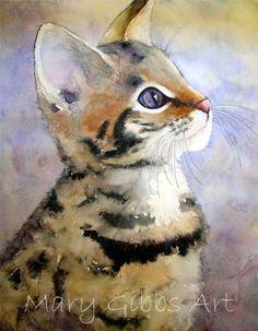 """""""Duma"""" by Mary Gibbs http://marygibbsart.com/"""