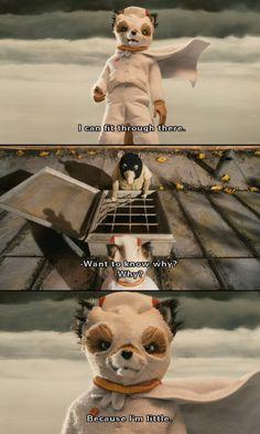 Fantastic Mr.Fox.... love this movie