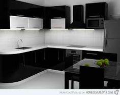 kitchen design black 57 Photo Gallery Website Save the date
