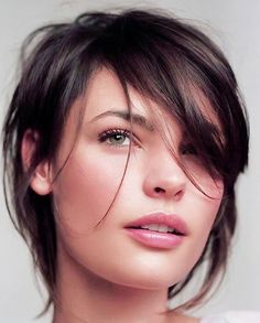 4 Best Hairstyle Trends Fall/Winter 2013: How-To Treat Dry, Dull, Damaged, Limp Hair: Subtle Ombre Color, Long Bangs