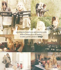 Bethyl ❤️ the first & third pic makes them have each other's bodies lol
