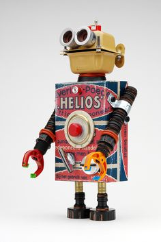 Pitarque Robots on Behance