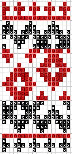 Ravelry: Jyvälahti motif pattern by Mary Olki