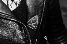 Ouija planchette  Patch, Goth, Mori, Strega, Witch fashion patch by Shopgorgona on ETSY