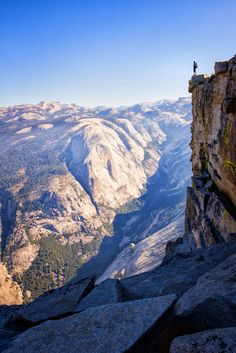 Within Yosemite there is a cavernous granite dome called Half Dome, and generally it is extremely difficult to get a permit to hike to the top of this dome. If you are on a long-distance hike, however, obtaining permits can be a little easier, which is wh