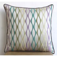 Decorative Pillow Sham Covers Couch Pillows Sofa by TheHomeCentric