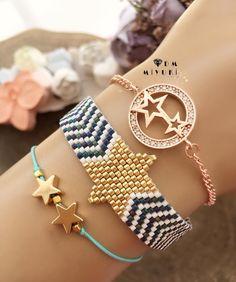 𝒴ı𝓁𝒹ı𝓏 𝓀⭐️𝓂𝒷𝒾𝓃 ❤️ - - - - - - - - - - - - - - - - - - - - - - - - - - - - - - - - - Design✂️&Photo📸 ➡️Dm miyuki - •Bilgi için ➡️Dm ulaşabilirsiniz 🎁 • • • • • #miyuki #trend #style #bileklik #bracelet #happy #design #love #jewelry #fashion #takı #instagood #instalike #accessories #aksesuar #taki #beautiful #colors #colorful #instadaily #colorful #happy #handmade #elemeği #tasarim #aksesuar #photooftheday #like4like#mavi #yıldız #silver #gümüş