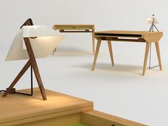 Alfie LED Table lamp on Will Dining Table and Desk by Lisa Sandall Alfie LED Table Lamp, Lighting Design by Lisa Sandal Lisa, Sushi Plate, Dining Table, Table Lamp, Chin Up, Lighting Design, Lighting Ideas, Designer, Furniture