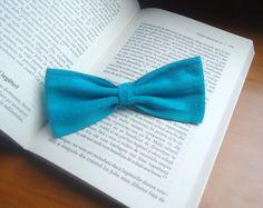 blue bow Blue Bow, Bows, Handmade, Life, Arches, Hand Made, Bowties, Bow, Handarbeit
