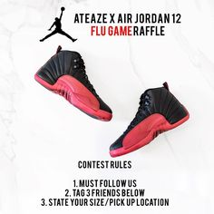 MJ scored 38pts even with the flu during game 5 in 1997. Follow the contest rules for a chance to purchase the remastered version on May 28th #ateaze #jordanrelease . . .