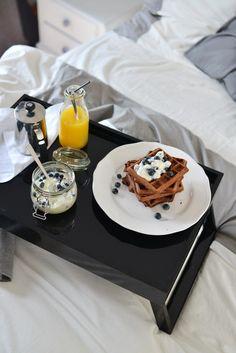 Chocolate waffles | Make Cooking Easier