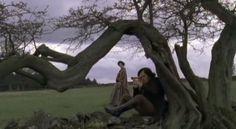 Ruth Wilson (Jane Eyre) & Toby Stephens (Mr. Edward Fairfax Rochester) - Jane Eyre directed by Susanna White (TV Mini-Series, BBC, 2006) #charlottebronte
