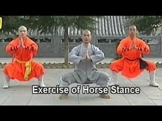 Shaolin Kong fu basic movements - YouTube