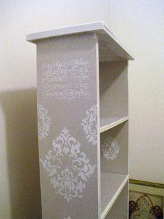3 increíbles ideas de estanterías hechas con cajones de forma sencilla y muy creativa