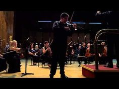 Ernest Chausson (1855 - 1899) Poème, Op.25 for violin and orchestra - YouTube