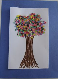 Save The Trees : Craft and Book! - No Time For Flash Cards