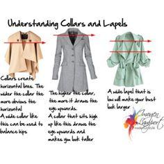 Understanding collars and lapels