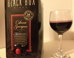 black box cabernet sauvignon or merlot. YUM