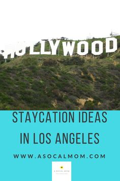 Whether you live in Los Angeles and are looking for kid-friendly stay cation ideas or are traveling to Los Angeles, these family friendly spots are a must.