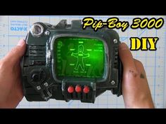 How to Make a Pip-Boy 3000 (Fallout Tutorial) - YouTube
