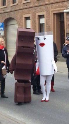 Jecker Wettbewerb: Das waren die besten  Kostüme der Session