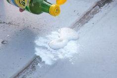 【the360.life】 ベランダ汚れがみるみる落ちてく魔法の液体の作り方