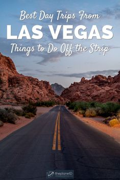 There's more to Las Vegas than just the Vegas Strip. These are the best things to do around Vegas off the strip! Las Vegas Hiking, Las Vegas Vacation, Las Vegas Hotels, Las Vegas Nevada, Travel Vegas, North Las Vegas, Italy Vacation, Hawaii Travel, New Orleans
