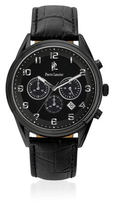 #Pierre Lannier #Watches #France