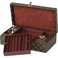 Louis Vuitton Writing Set with 2 Inkwells - Louis Vuitton - Brands - Vintage Luggage Company