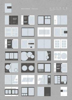 Portfolio Design Layouts, Book Design Layout, Graphic Design Layouts, Indesign Portfolio, Brochure Design Layouts, Template Portfolio, Graphic Design Magazine, Magazine Layout Design, Sitemap Design