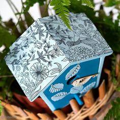 Estos nidos personalizados te permitirán decorar tanto tu interior como tu exterior con estilo. ¡Son ideales para los amantes de los pájaros!