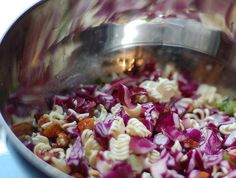 This cabbage salad with ramen noodles is a longstanding favorite in my family. I often make this for pot-lucks, where it is always a hit and I am usually besieged with recipe requests. As an added bonus, the ingredients to this recipe are very inexpe Like! Check Out The 21day challenge on  http://www.slimmingplus.org Its Free and Easy!