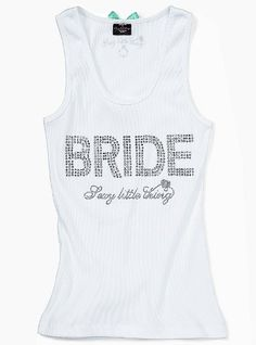 On your wedding day you have to have fabulous lingerie underneath that wedding dress.