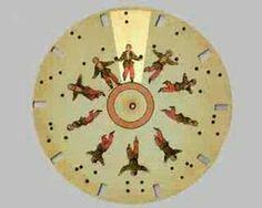 O Fenaquistoscópio foi inventado em 1832, pelo físico belga Joseph Antoine Plateau, consiste num disco preso pelo centro com um arame de forma a que se pudesse fazê-lo girar rapidamente. Nas extremidades do disco, e entre as ranhuras, eram desenhadas figuras em posições diferentes, mas sequenciais.