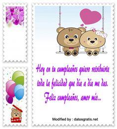 descargar frases de cumpleaños para mi novia,descargar imàgenes de cumpleaños para mi novia: http://www.datosgratis.net/feliz-dia-mi-amor/
