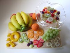Tiny Treasures: Search results for fruit salad
